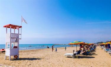 Central beliggenhed ved Adriaterhavet