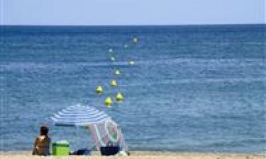 Camping Cala Gogo direkte til stranden