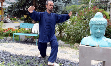 Qi Gong, Tai Chi eller massage
