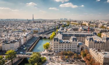 Plaże i natura w Paryżu