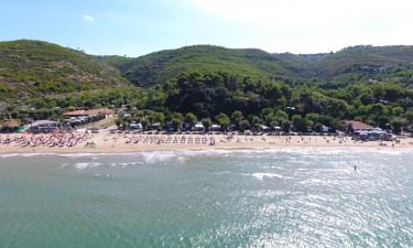 Strand og aktiviteter