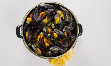 Seafood og kulinariske eventyr