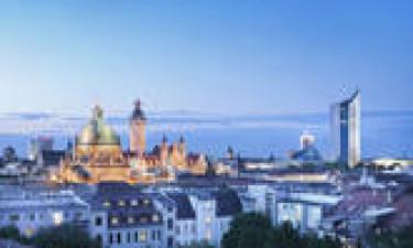 Storbyen Leipzig