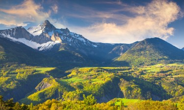 De Franske Alpers ferieboliger