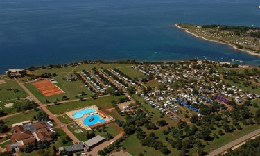 Campingferie på halvøen Istrien