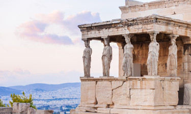 Campingi w Grecji