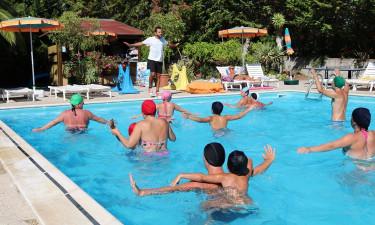 Aktiviteter og underholdning på campingpladsen