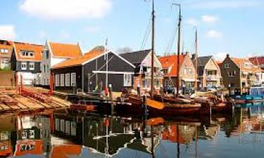 Byer i Flevoland