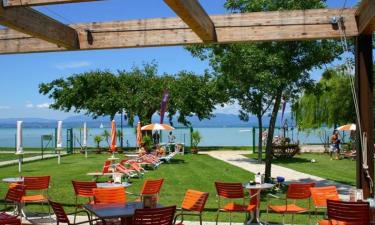 Camping Gasparina Gardasee