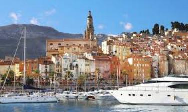 Byerne på Cote d'Azur