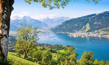 Søen i Zell am See