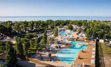 Camping Le Mediterranee Plage - Languedoc