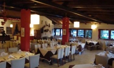 Restaurant, indkøb og spiseoplevelser i nærheden