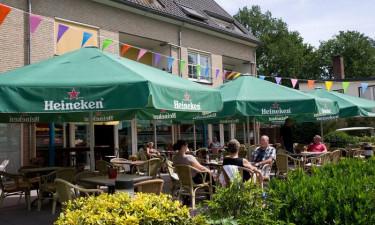 Restaurant, cafeer og bar