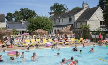 Dlaczego warto wybrać się na urlop na kemping Domaine de la Brèche?
