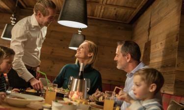 Spis godt både ude og hjemme på feriestedet