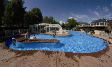 Om Camping Les Fontaines