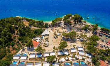 Camping Medora Orbis auf Dalmatien