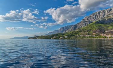 Plaże i przyroda w Dalmacji