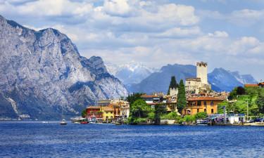 Jezioro Garda - dlaczego kemping w tym miejscu?