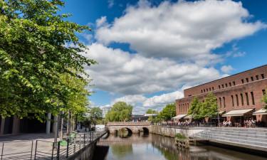 Oplevelser - natur og by