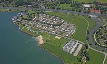 Warum einen Campingurlaub in KNAUS Campingpark Eschwege bei LuxCamp buchen?