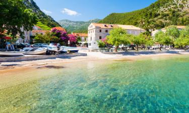 Campingi Chorwacja - Dalmacja