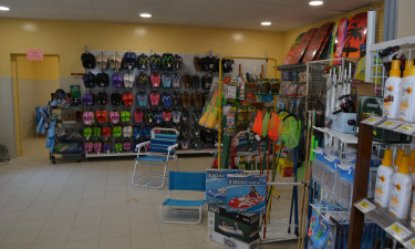 Indkøbs- og shoppingmuligheder