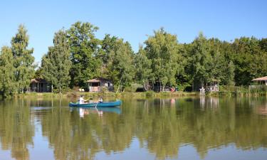 Hvorfor vælge Camping Les Bois du Bardelet?