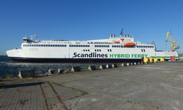 Færgeoverfart med bil Gedser-Rostock er INKLUSIV i billet-prisen