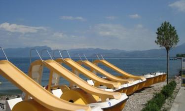 500 meter til Gardasøen