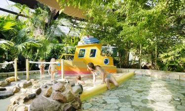 Tropiske børnevenlige badelande