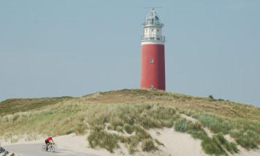 Den største Vadehavsø - Texel