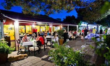 Hyggelige barer og restauranter
