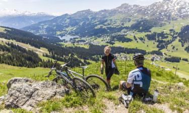 Aktiv ferie for alle på Alpine Lodge Lenzerheide
