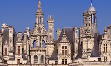 De bedste slotte i Loire