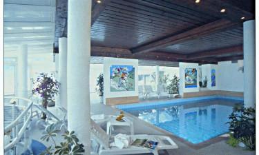 Gode faciliteter og indendørs pool