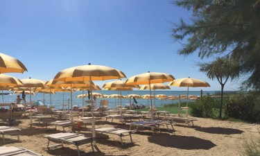 Oplev en campingplads ved Adriaterhavet