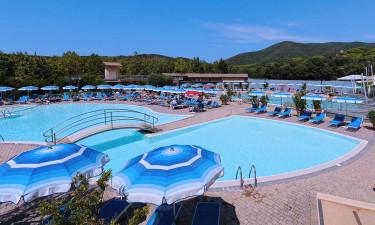 Alverdens faciliteter på Baia Azzurra