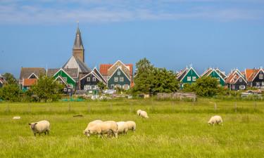 Campingferie i smukke Holland