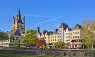 Hyggelige byer og gode restauranter
