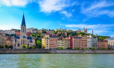 Besøg franske storbyer