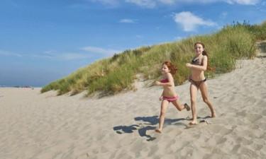 Nordsøens skønne sandstrande