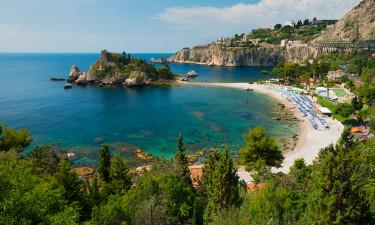 Camping na Sycylii
