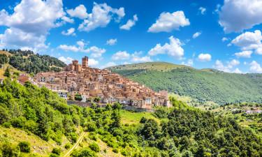 Byer i Abruzzo