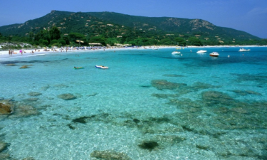 Camping Acqua e Sole auf Korsika