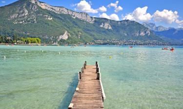Jak spędzić urlop w Annecy?