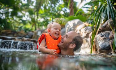 Ferie i vandland er en sikker vinder for hele familien