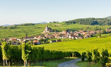 Oplev skønne franske områder
