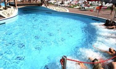 Udendørs vandverden og aktiviteter